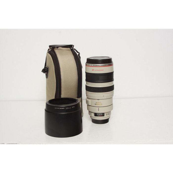 Canon EF 100-400mm f/4.5-5.6 L USM IS