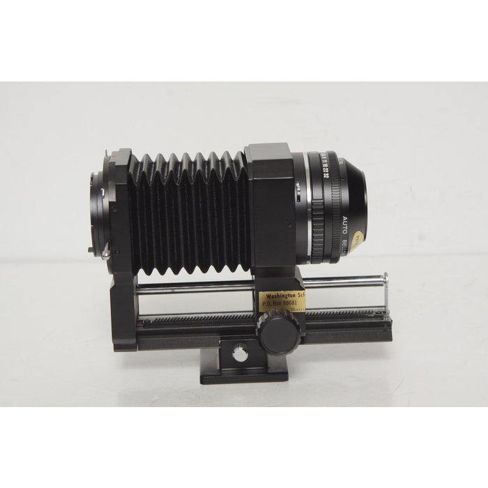 Minolta 100mm f4 Macro Bellows Lens