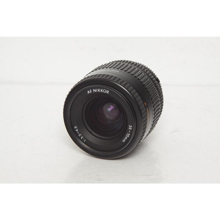 Nikon AF 35-70mm f3.3-4.5
