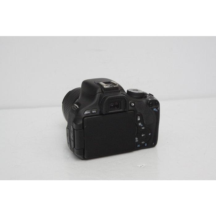 Canon EOS Rebel T3i w/ 18-55mm EF-S f/3.5-5.6 IS II