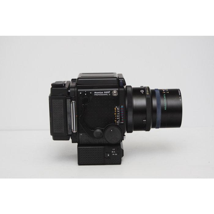 Mamiya RZ67 Pro II w/ 65mm F4 L-A Lens, 120 back and RZ67 Winder II
