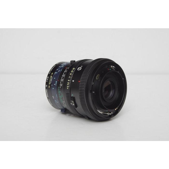 Mamiya 140mm f/4.5 Macro M M/L-A Lens for RZ67 kit