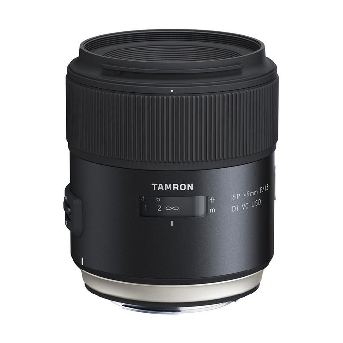 Tamron 45mm f/1.8 SP Di VC USD (Canon)