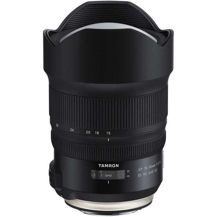 Tamron SP 15-30mm f/2.8 Di VC G2 - Canon