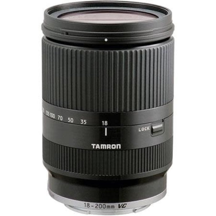 Tamron 18-200mm f/3.5-6.3 Di-III VC Sony E-mount (Black)