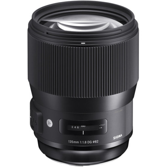 Sigma 135mm f/1.8 DG HSM Art - Canon