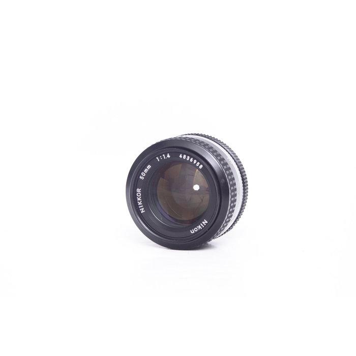 Nikon Nikkor 50mm f/1.4 AI