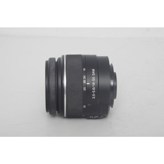 Sony  18-55mm 3.5-5.6 SAM