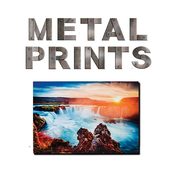5x7 Metal Print