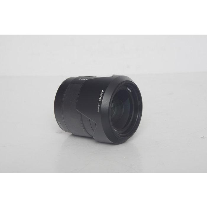 Sony 35mm f/1.4 G A mount
