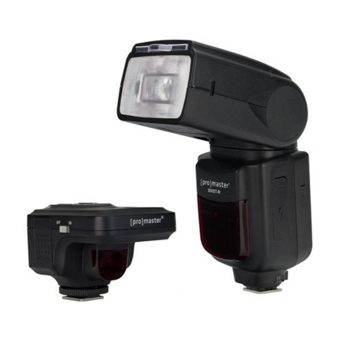 ProMaster 200ST-R & ST1C Speedlight Kit - Canon
