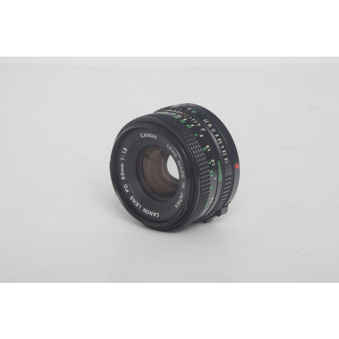 Canon Lens FD 50mm f/1.8