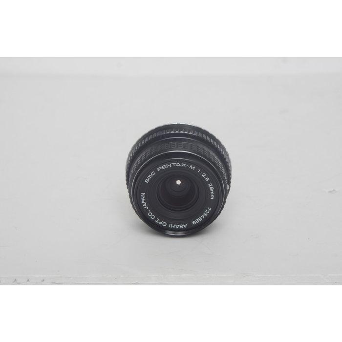 Pentax-M 28mm f/2.8