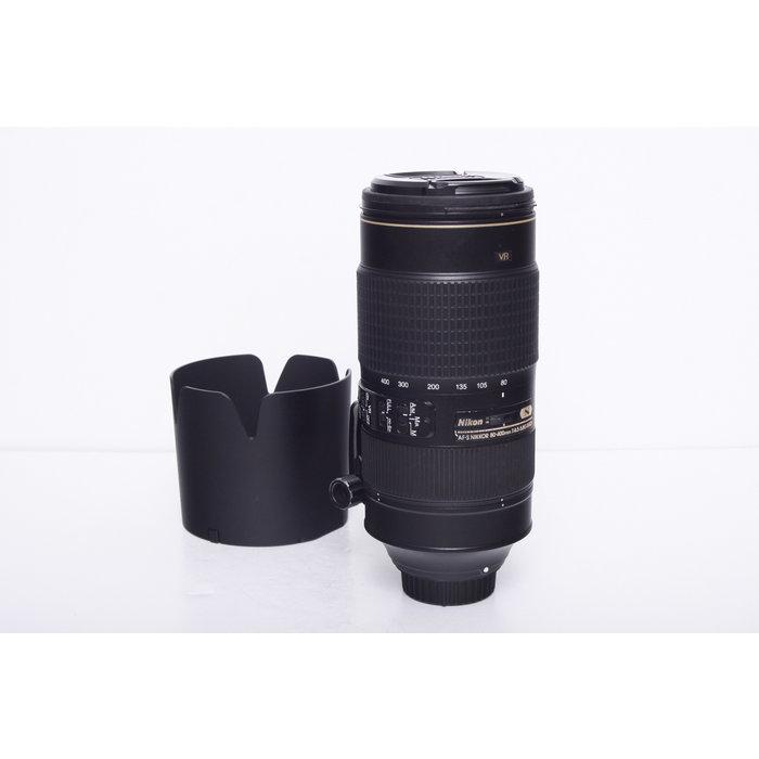 Nikon 80-400mm f/4-5.6 AF-S VR II