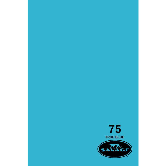"Savage 86"" Seamless Paper True Blue"