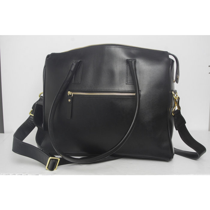 ONA - The Madison - Camera Shoulder Bag - Black Leather