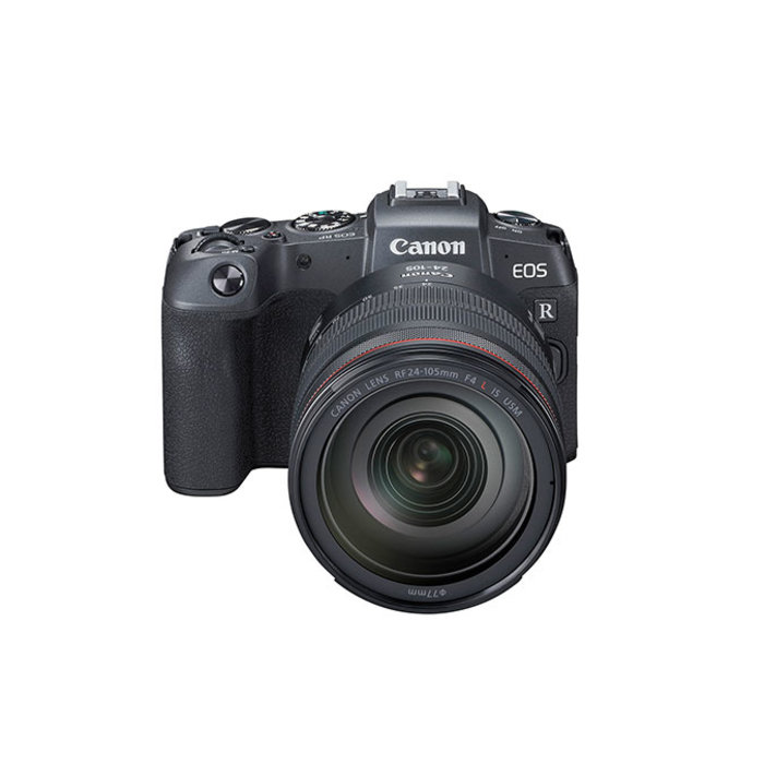 Canon EOS RP Mirrorless Camera with RF 24-105mm f/4 L USM