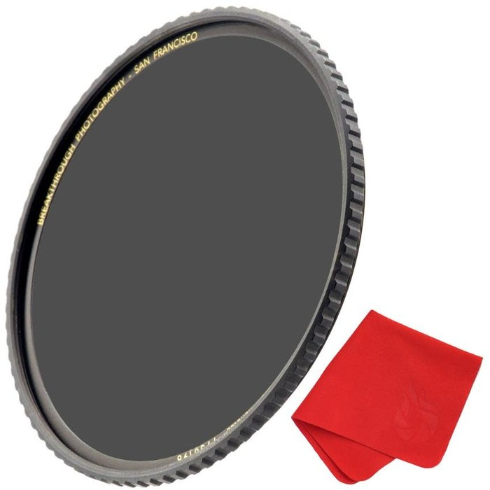 Breakthrough Photography 77mm X4 ND 15-stop Filter