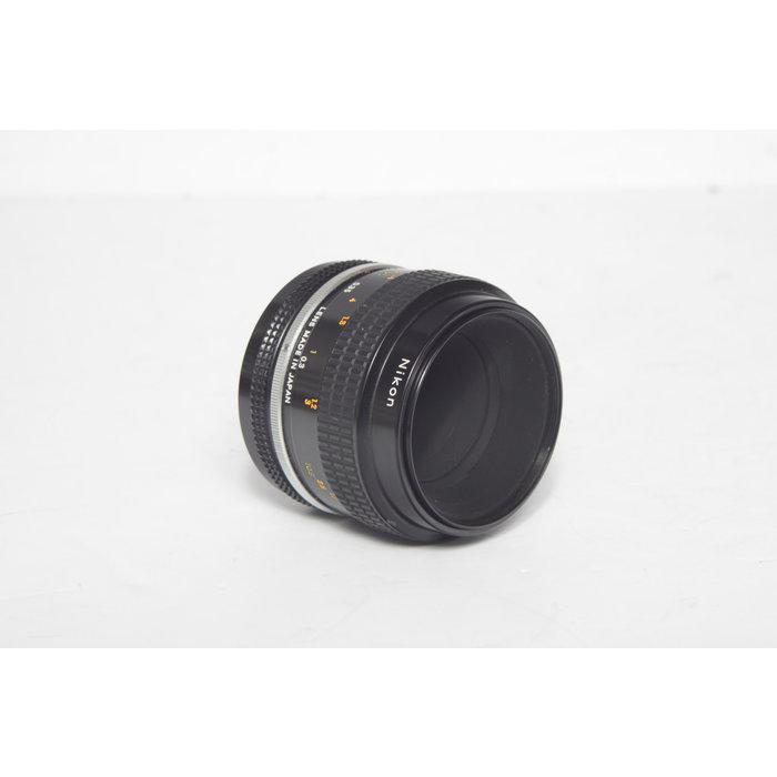 nikon 55mm Micro-Nikkor f/3.5