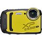 Fuji FinePix XP140 - Yellow with 16GB SD Card