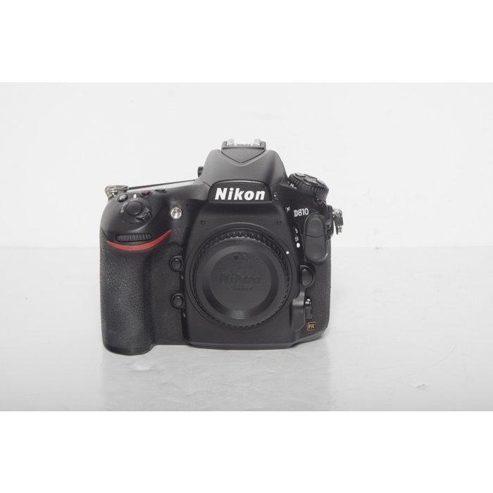 Nikon D810 Digital SLR Body