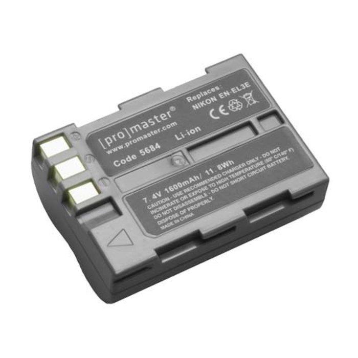 ProMaster EN-EL3e Battery - D90 D300 D700 D50