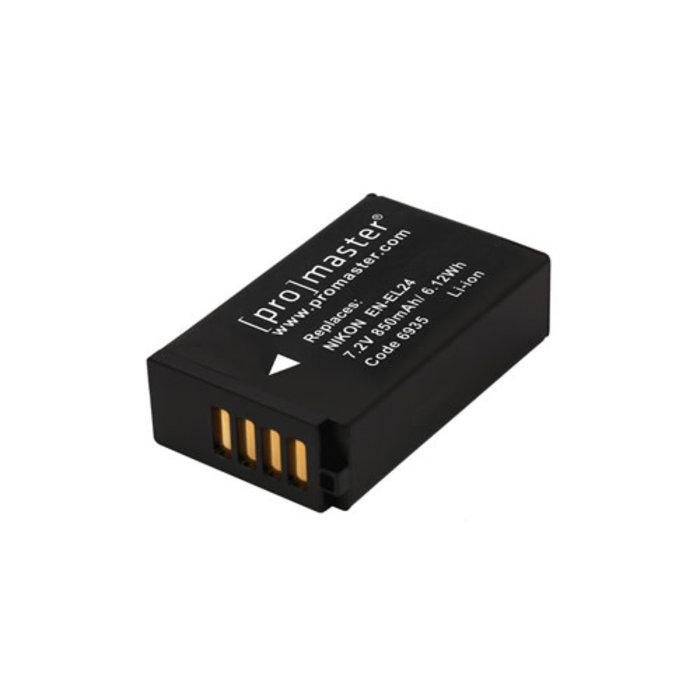 ProMaster EN-EL24 Battery