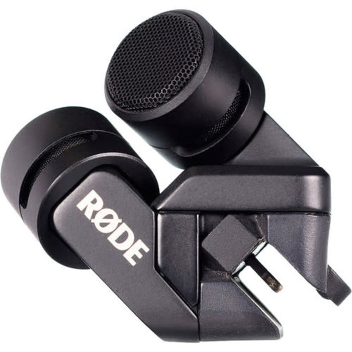 Rode iXY-L Stereo Microphone (Lightning Connector)