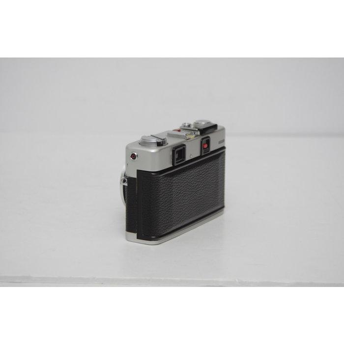 Minolta Hi-Matic F with Rokkor 38mm f/2.7
