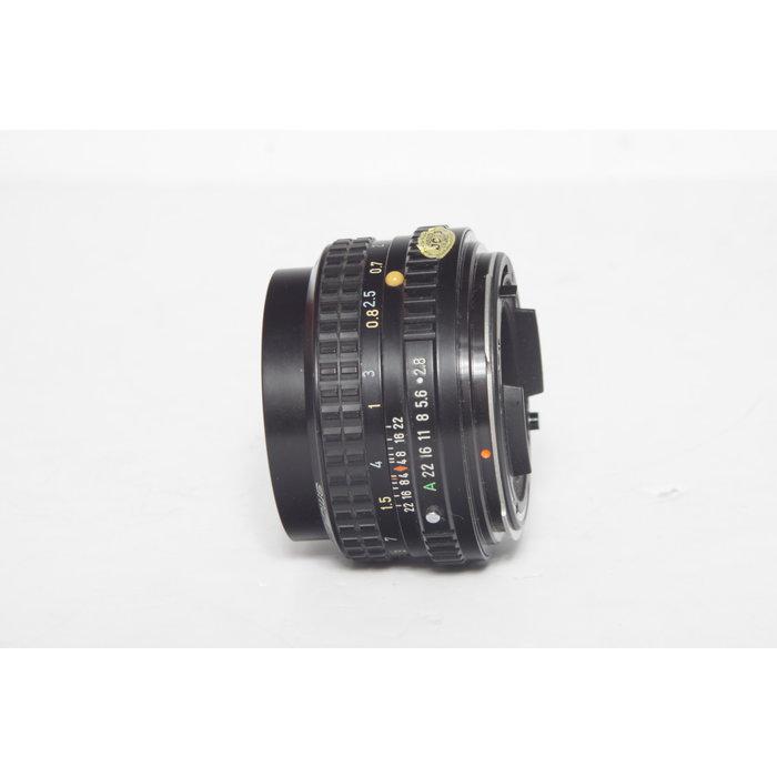 SMC Pentax-A 645 f/2.8 75mm