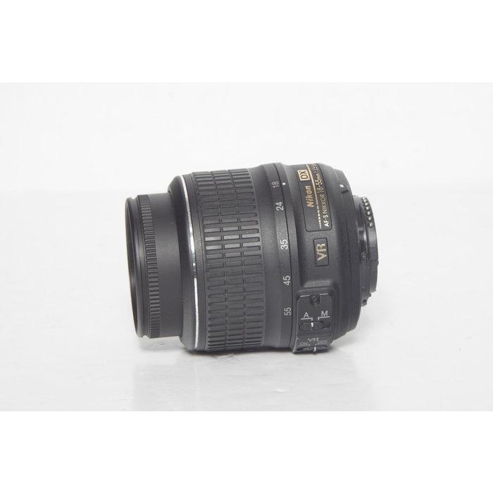 Nikon AF-S Nikkor 18-55mm f/3.5-5.6 G