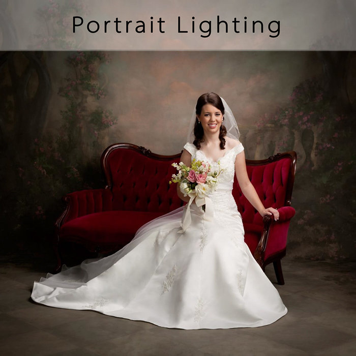 Portrait LIghting Class (October 4, 2019 | 10am - Noon)