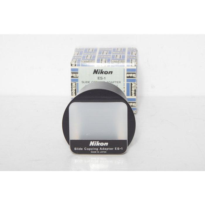 Nikon ES-1 Slide Copying Adapter
