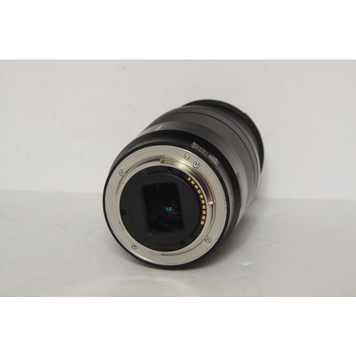 Sony E 16-70mm F4 ZA OSS