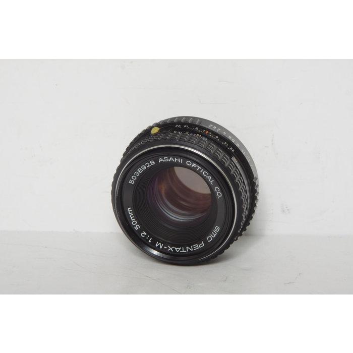 Pentax M SMC 50mm f/2