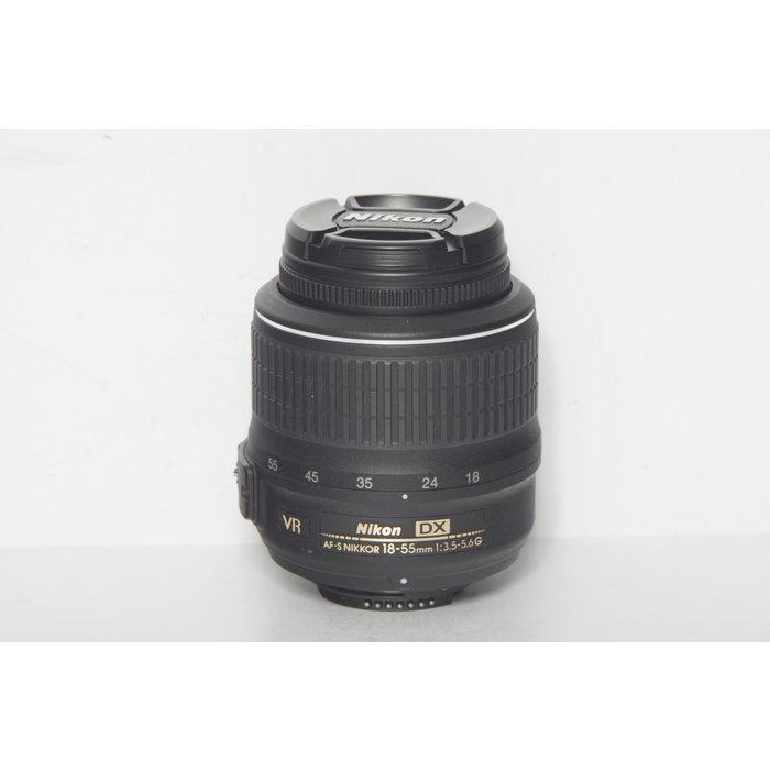 Nikon AF-S 18-55mm f/3.5-5.6 G DX