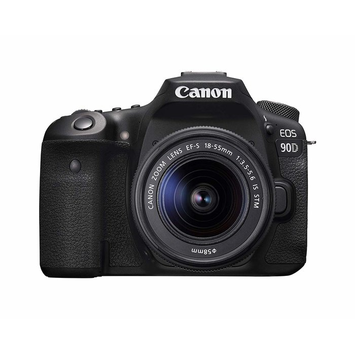 Canon EOS 90D w/18-55mm IS STM