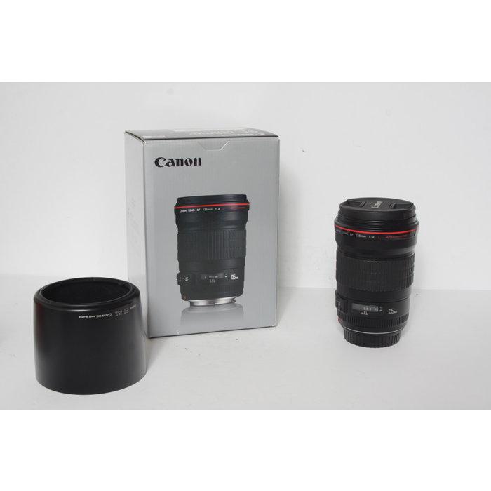 Canon EF 135mm f/2 L
