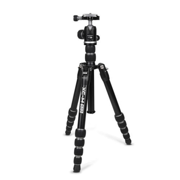 ProMaster XC-M 522K Pro tripod w/head - Silver