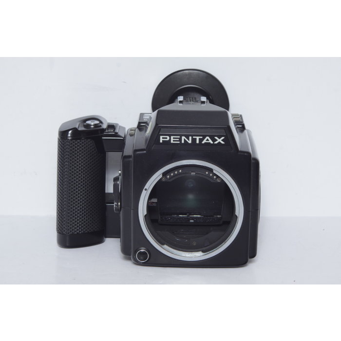 Pentax 645 Body - AS IS parts only