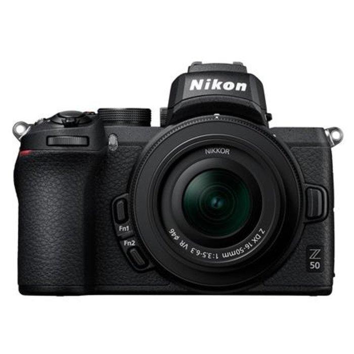 Nikon Z50 Body w/16-50mm f/3.5-6.3 VR