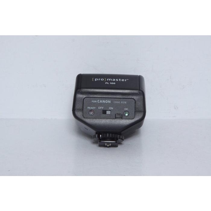 Promaster FL 100 TTL Flash - Canon