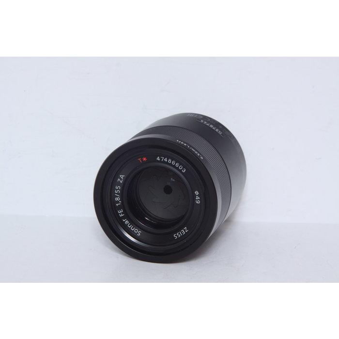 Sony FE 55mm f/1.8 Sonnar T FE ZA