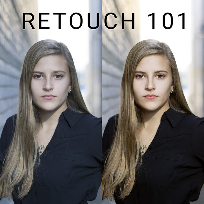 Retouch 101 (February 7 2020 - 10am - Noon)