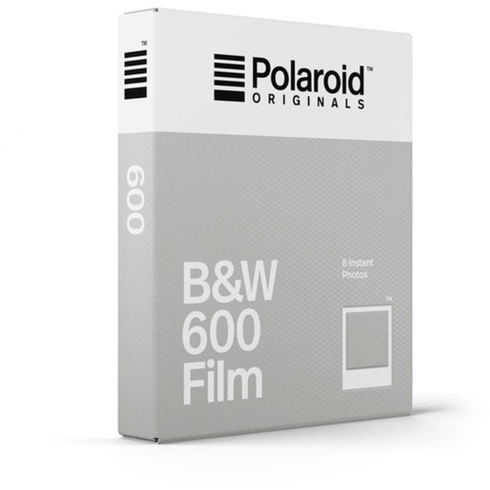 Polaroid B&W Film for 600