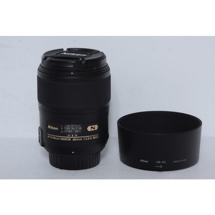 Nikon AF-S Micro 60mm f/2.8 G ED