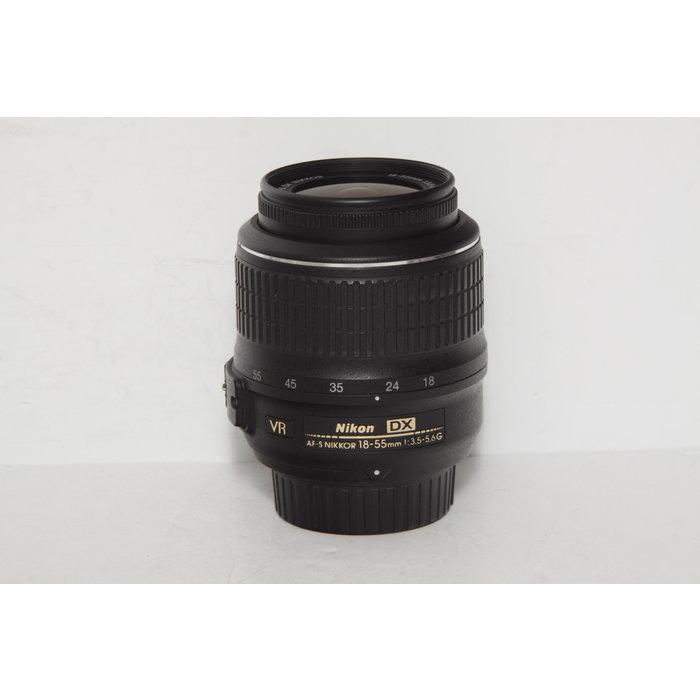Nikon AF-S 18-55mm f/3.5-5.6 G DX VR