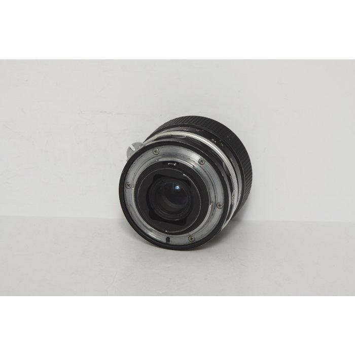 Nikon Nikkor 55mm f/3.5 Micro