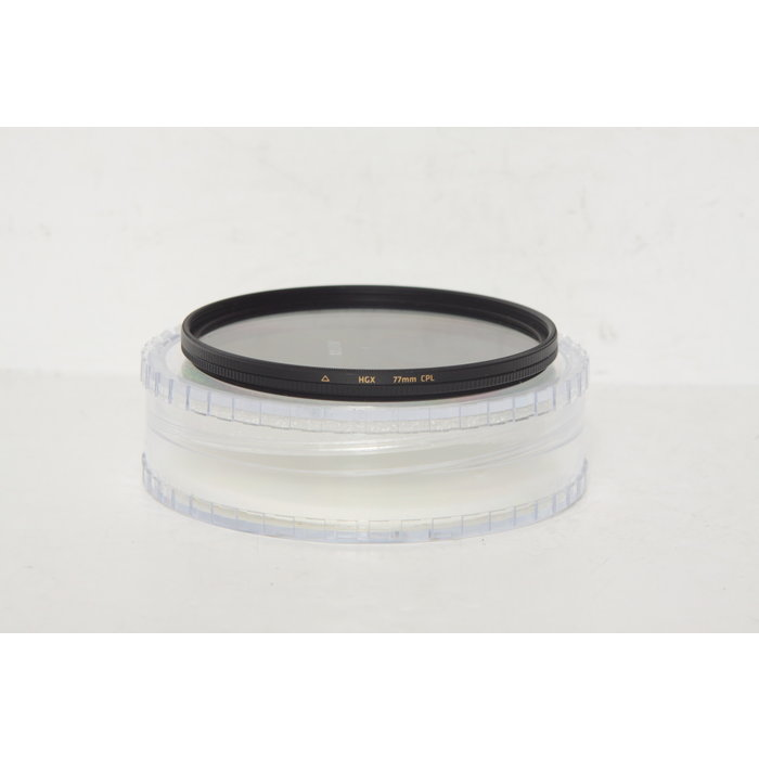 Promaster 77mm CPL HGX Prime filter