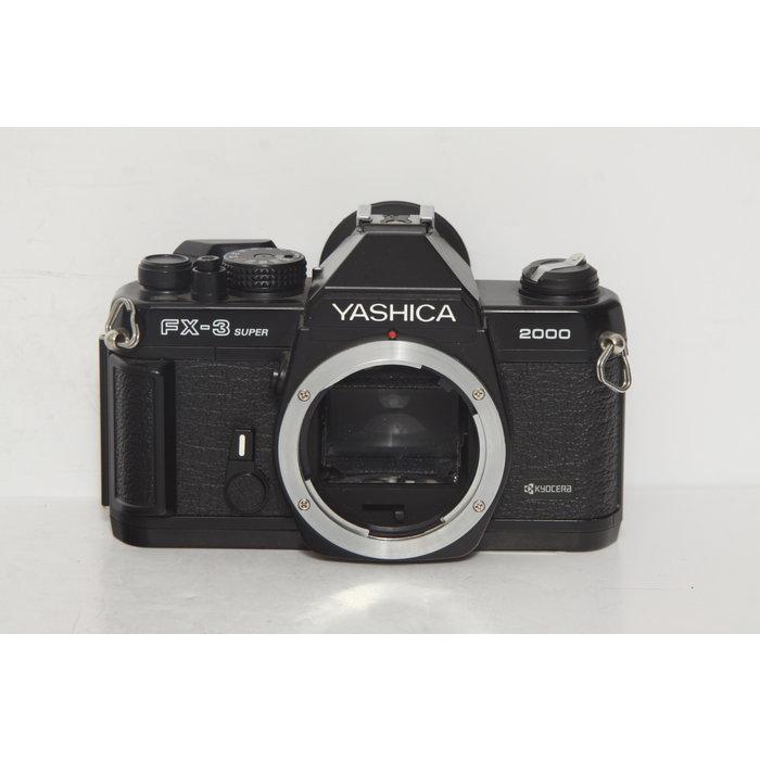 Yashica FX-3 Super 2000